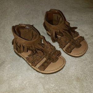 Other - Infant/Toddler Fringe Sandals
